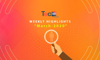 A Week in HR Tech – TecHR Round-up for 9th March 2020