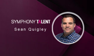 TecHRseries Interview with Sean Quigley, Vice President of Product at Symphony Talent